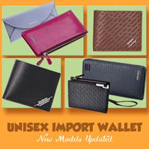 Unisex Wallet Collections - Deal Keren - Celebrate Qoo10 Birthday - Best Seller best Price Ever