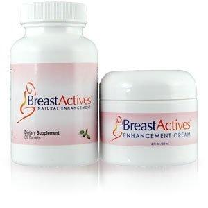 Qoo10 Breast Actives All Natural Breast Enhancement Supplement