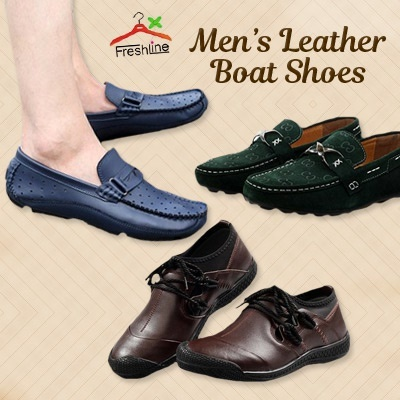 Qoo10 Mens Boat Shoes Driving Shoes Loafer Shoes Driving Shoes
