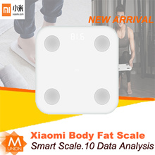 [New Arrival]Xiaomi Mi Smart Body Fat Scale|Synced With Phone|10 Data Analysis