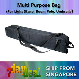 Bag for light stand tripod studio umbrella diffuser reflector holder (75cm | 100cm | 120cm)