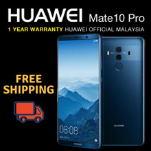 [Rm1949 After apply Rm300 Qoo10 Coupon] Huawei Mate 10 Pro [Ready Stock] ~Free Shipping~