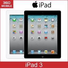 Apple iPad 3 // WiFi+Cellular / 16GB 32GB 64GB / 9.7 inches / Unlocked  / Refurbished set