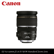Canon EF-S17-55mm f/2.8 IS USM Standard Zoom Lens
