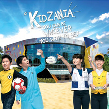 KidZania Singapore Sentosa PROMO FLASH SALE ticket