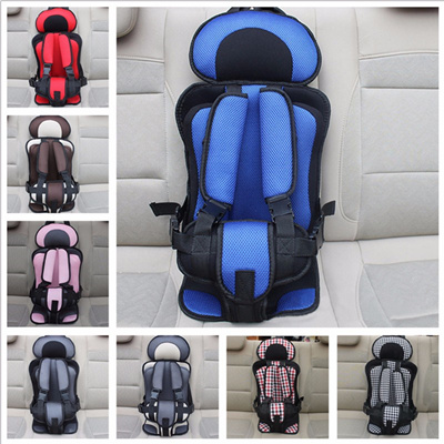 Portable Baby Car Seat Safety Cushion