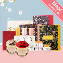 ☆Special Deal☆ Sulwhasoo Limited / Sheer Lasting / Cushion [+Free Gift]