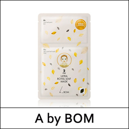 [A by BOM] ⓙ Ultra Royal Leaf Mask (25ml*10ea) 1 Pack