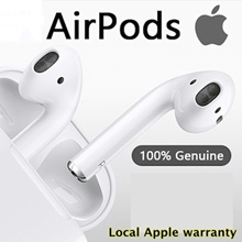 Apple AirPods Wireless headset ★ Local APPLE Warranty★ Authentic Product