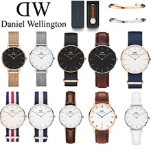 100% Authentic Daniel Wellington Classic Black/Dapper/Petite Edition 28/32/34/36/40mm