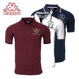 Kappa Mens Riding Short Sleeve Polo - KH3PL615 / KH3PL617