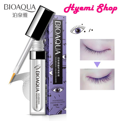 22c50a93b85 [HYEMI SHOP] ♥Lashes Enhancer♥ Bioaqua Eyelashes Growth Longer Thicker Sexy  Eyes. No Side Effect! 18 sold: Rating: 5: Free~: S$5.50 S$4.99