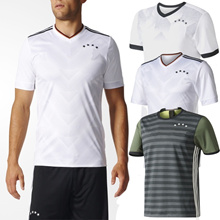 2017 Germany  jersey Short sleeves football suit