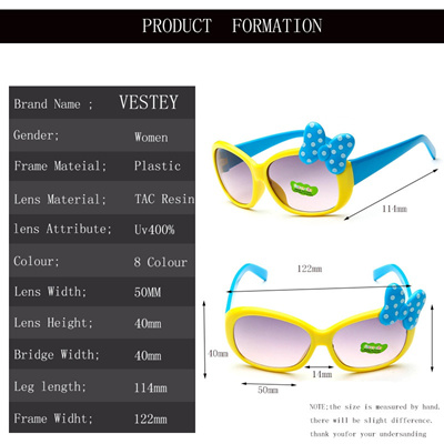 acbc3c07f97d online 2018 Fashion Kids Sunglasses Children Princess Cute Baby Wholesale  High Quality Boys Gilrs E