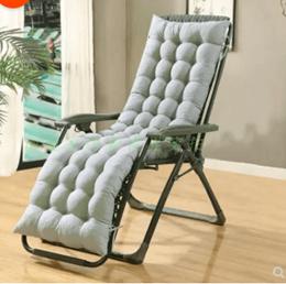 Thicken autumn and winter folding recliner cushion universal cushion bamboo chair rocking chair cush