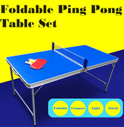 97fd693d4535 Quick View Window OpenWish. rate 2. Foldable Home Table Tennis Ping Pong ...