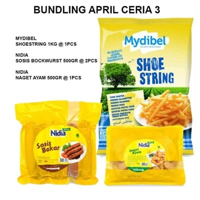 Bundling april ceria 3
