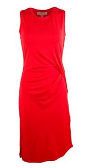 27d9ca06773 ◇Direct from USA◇ MICHAEL Michael Kors Women s Plus Size Sleeveless Draped  Dress