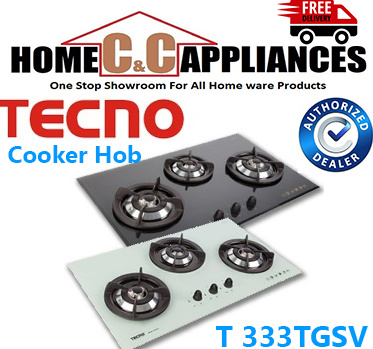 TecnoTECNO Cooker Hob / Gas Table / Stove / T 333TGSV | Free delivery |  Made in Italy