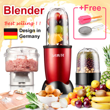 ⚡Free 2 Gifts⚡Blend Ice❤BAP FREE❤Nutri Blender Multifunction Smoothie Juicer/Mixer/Meat maker