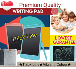 Kids LCD Writing Tablet / Pad / Drawing Board / SketchPad / Electronic Toy / Stationeries and Gift