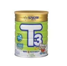 【雪印】金T3成長營養配方奶粉 900g/罐《大樹健康購物網》
