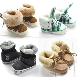 Email trade original new warm winter skid toddler baby boots shoes boots baby boom baby