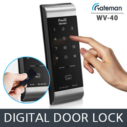[GATEMAN] Digital door lock / WV-40 / 100% authentic / Card key door lock