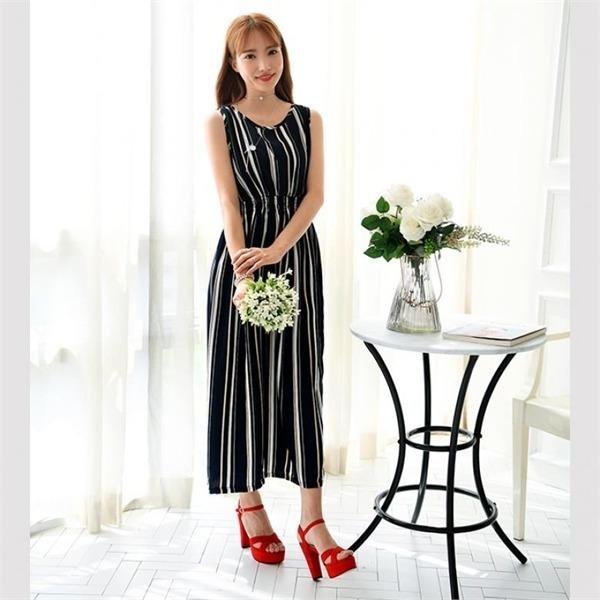 ロッジロングワンピースHN7S365OPC new ロング/マキシワンピース/ワンピース/韓国ファッション