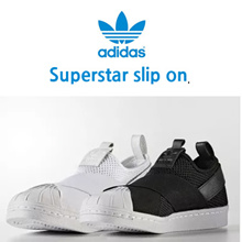 [★100% AUTHENTIC / NEW MODEL ADDED★ Adidas Superstar slip on/Superstar Foundation  / unisex shoes
