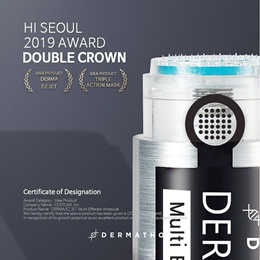 ★BEST SELLER IN KOREA ★ DERMA EZ ZET MULTI EFFECTOR AMPOULE★ DERMATHOD ★ COCOMO EXCLUSIVE★