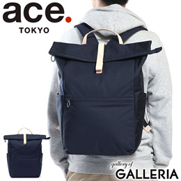 bbca8e87643a Ace bag ace backpack Sporvel backpack roll top ace.TOKYO ace Tokyo mens  ladies light