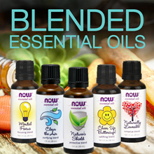 Now Foods  Essential Oil Blends Collection 1 fl oz (30 ml)