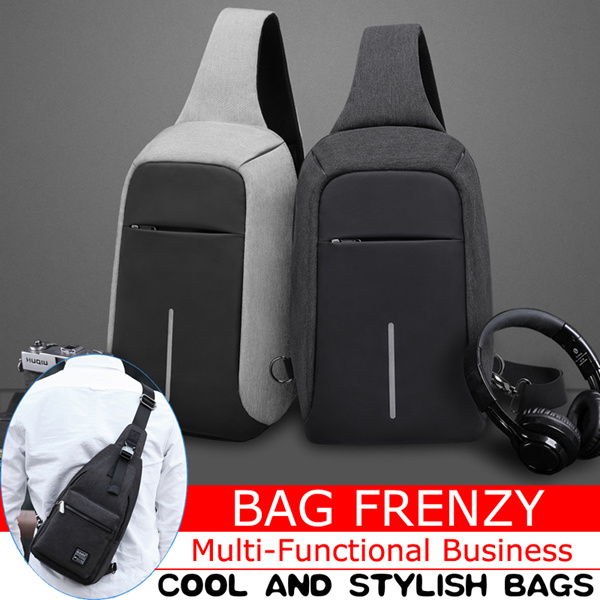 woman/Mens bag/Messenger Bag/Student Bag/Casual Bag/Sling Bag/Backpack /Anti-theft package Deals for only S$98 instead of S$0