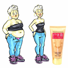 weight loss Ginger burn fat and lose weight cream burning fat body cream slimming gel pills 60g/tube