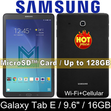 Samsung Galaxy Tab E / 9.6 inch / 1.5GB RAM / 16GB ROM / Wi-Fi+4G / Refurbished Set