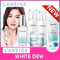 [LANEIGE]White Dew Line/Milkey Cleanser/Skin Refiner/Emulsion/Ampoule Essence/Eye mask/Sample kit