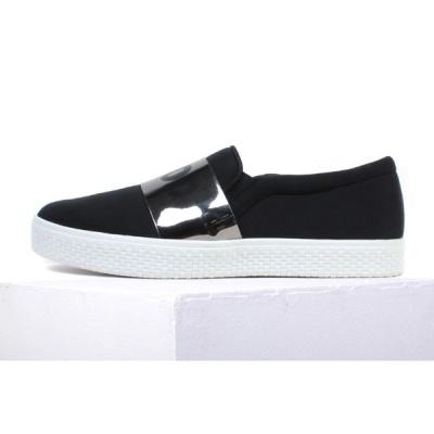 Qoo10 -  Daily Sol  GOODLUCK BLACKGRAY   Shoes 698966c355ed3