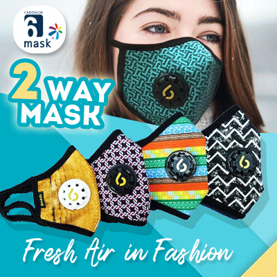 6mask Fresh Air in Fashion Deals for only Rp279.000 instead of Rp279.000