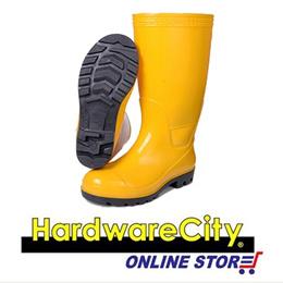 Common Safety Rain Boots w/ Steel Toe