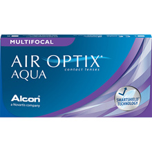 Air optics Bifocals multifocal 1 box 6 sheets included 2 weeks 2 Week contact lens [1 box]