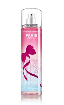 Bath and Body Works PARIS AMOUR Fine Fragrance Mist 8 fl oz / 236 mL