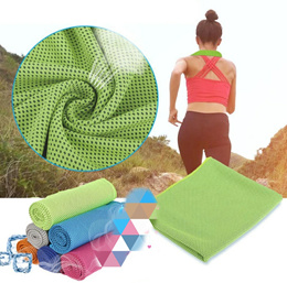 Cooling Towel Ice Cold Running Jogging Gym Yoga Instant Chill