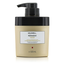 Goldwell Kerasilk Control Intensive Smoothing Mask (For Unmanageable, Unruly and Frizzy Hair) 500ml