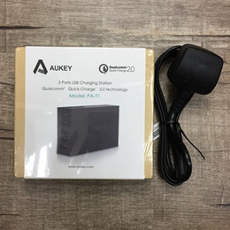 Aukey USB Charging Station (with 5 ports)