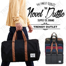 LOCAL SG SELLER! 100% Satisfaction Guarantee!Herschel Novel Duffle 425 Liter! CHEAPEST PRICE!