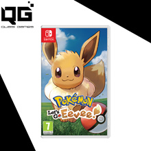 Pokemon Lets Go Eevee (Switch) (Pre-Order)