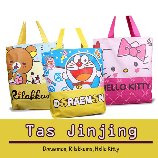 ?Canvas Bag Deals for only Rp55.000 instead of Rp55.000