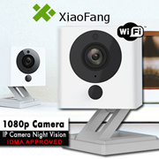 💖READY STOCK💖[XiaoFang 1080p Camera]1080P 110° F2.0 WiFi IP Camera Night Vision 8X Zoom - IDMA