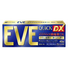 EVE Eve Quick DX 40 tablets